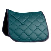 Waldhausen Esperia General Purpose Saddle Pad - Deep Ocean Blue