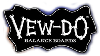 Vew Do Balance Board Logo