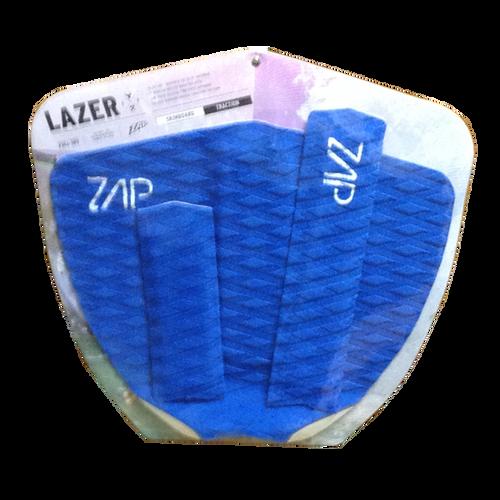 Zap Lazer Traction Pad Set l Blue