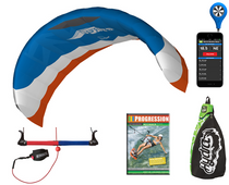 HQ Hydra II 420 Ultimate Trainer Kite Bundle