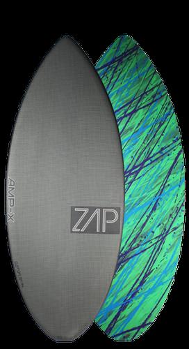 Amp X Skimboard by ZAP Skimboards