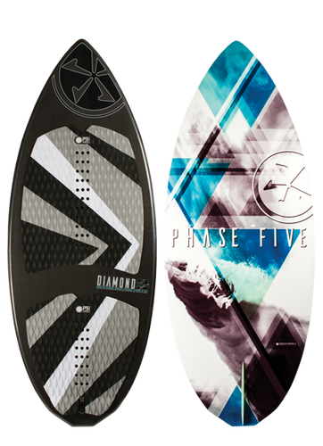 Danielo Diamond Carbon Fiber Wakesurf Board