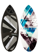 Danielo Diamond Phase Five Wakesurf Board