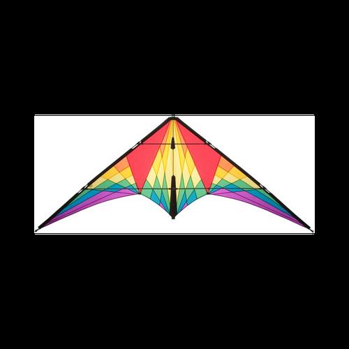 HQ Silent Dart 60 Retro Dual Line Stunt Kite