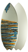 Zap Rocket Fish Skimboard Example Only