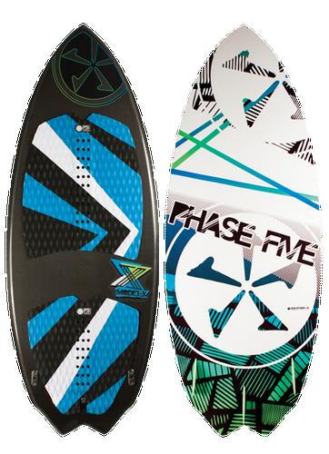 Model X Phase 5 Wakesurf Board