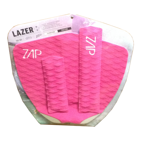 Zap Lazer Traction Pad Set l Pink