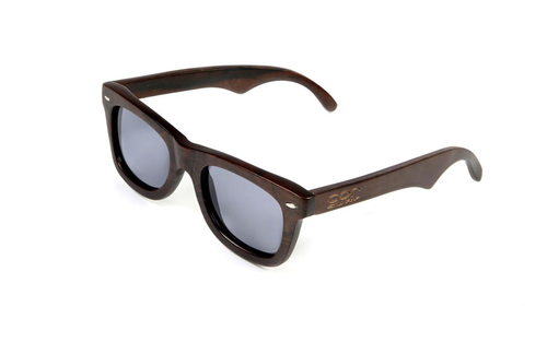 COR Surf Ebony Wooden Sunglasses