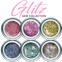 **NEW** Akzentz Gel Play - Glitz Gem - 6 Piece New Collection