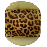 Leopard Hair Clamp