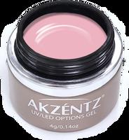 akzentz lavender pink options gel