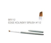 Akzentz Edge Brush w/Cap