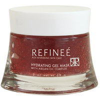 Refinee - Hydrating Gel Mask w/Argan Oil