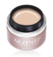 bare options akzentz uv led colour gel
