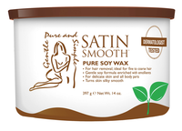 Satin Smooth Pure Soy Wax - gluten free!
