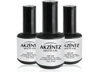 Akzentz Matte-on top coat