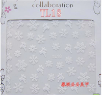 Snowflake Decal TL18