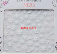 Snowflake Decal TL21