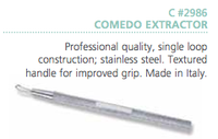 Comedo Extractor Stainless
