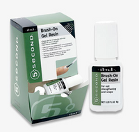 5-second Brush On Nail Resin/Glue 6g (REPLACES ALL OTHER BRUSH ON)