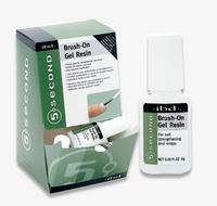 5-second Brush On Nail Resin/Glue 6g