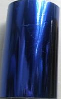 Nail Foil Transfer Sheet Dark Blue #50