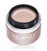 akzentz options uv led colour gel eternal blush frost
