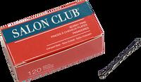 Salon Club Bobby Pins 50mm Black