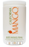 California Mango Body Massage Cream 32oz