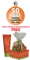 CalMango Cleansing Gel 1/8oz (50 piece)
