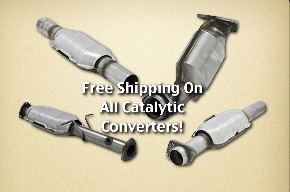 Catalytic Converters From AutoPartsCanadaOnline.ca