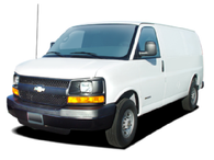 Chevrolet Express 2500 2005-00