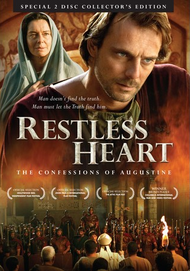 Restless Heart, the Confessions of Augustine, DVD