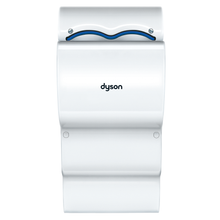 Dyson Airblade dB, Automatic Hand Dryer, White (AB14W) - Front View