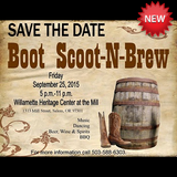 Boot Scoot-n-Brew