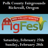 Mid-Valley Winter Ag Fest - ADMISSION FOR 2 ADULTS