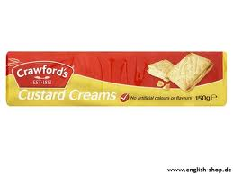Crawford`s Custard Cream  150g