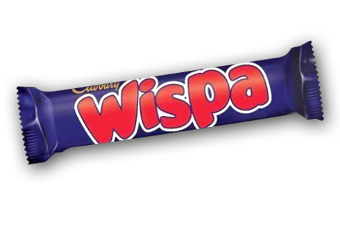 Cadbury wispa bar