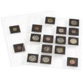 Lighthouse Encap sheets for Quadrum coin capsules