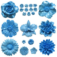 FIRST IMPRESSION MOLDS - Flowers