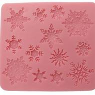 Snow flake Silicone mold