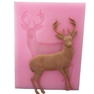 Buck Deer Mold