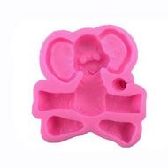Elephant Silicone Molds