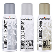 Chefmaster Edible Colour Spray