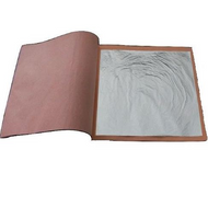 Silver Leaf Loose Sheets 20pk