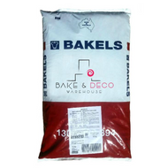 White Mud Cake Mix Bakels -15kg