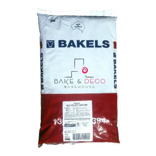 Bakels Red Velvet 15kg