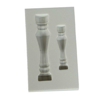 Pillars 2pc Silicone Mould