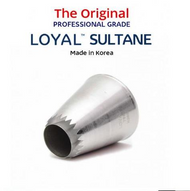 Sultane Extra Large No.796 Piping Tip - LOYAL