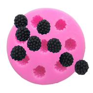 Berries 8pc Silicone Mould
